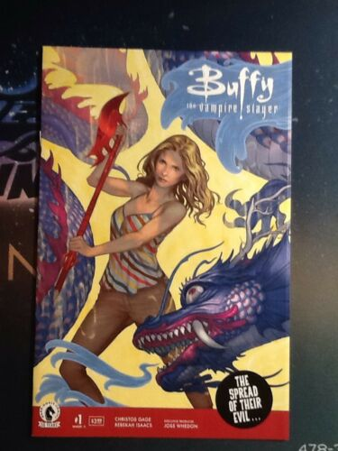 7611 BUFFY THE VAMPIRE SLAYER SEASON 11 #1 MORRIS MAIN