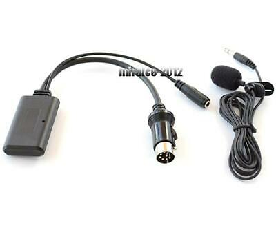 Aps AUX Cable For Alpine KCM-123B M-BUS 9501 9503 9823 9825 8Pin To 2 RCA Female