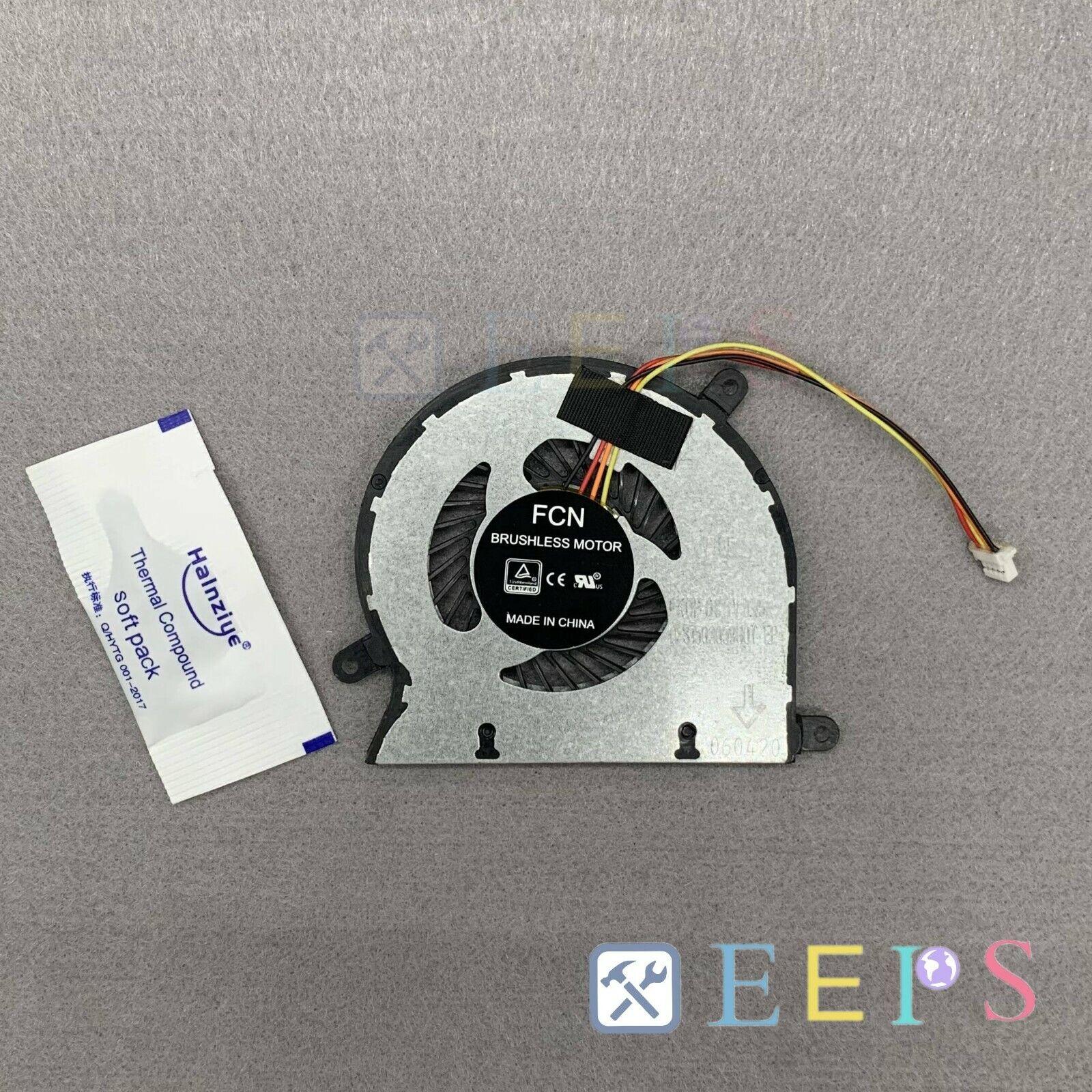 FK0P For ACER Aspire C22 C22-760 C22-962 C22-820 C24 C24-865 CPU cooling fan FCN