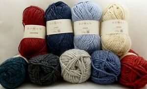 Rowan-Cocoon-x-100g-80-Wool-20-Mohair-Lots-of-Colours
