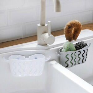 Kitchen-Storage-Hanging-Basket-Faucet-Holder-Organizer-Storage-Accessories