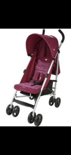 JOIE PINK SKEWED LINE WITH RAINCOVER AND FREE DELIVERY