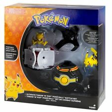 Pokemon Ultimate Throw 'N' Pop Poke Ball bataille Abra & Pikachu Battle Set