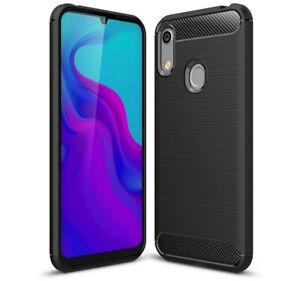 Cover-TPU-Gel-Tipo-Carbon-Nera-per-Huawei-Y6-2019