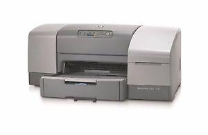 hp business inkjet 1100d a4 usb colour inkjet printer c8124a 1100 rh ebay co uk HP 1100 Printer HP Officejet 1100