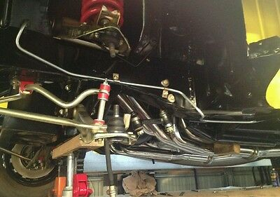 Ford XA XB XC 3/8 Fuel Line New GT 351 302 Coupe, Sedan Falcon