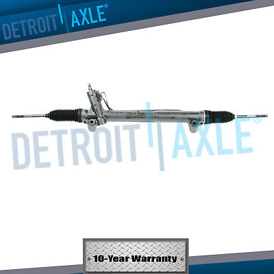 Detroit Axle Complete Power Steering Rack and Pinion Assembly for Subaru Impreza WRX-STI