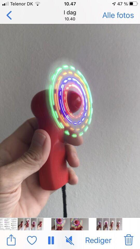 Andet legetøj, Mini ventilatorer