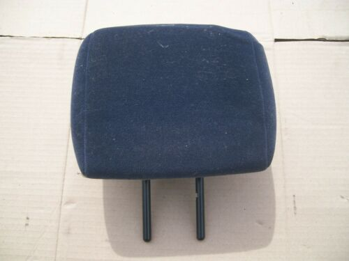 PEUGEOT 206 REAR SEAT HEADREST BLUE VELOUR OFF 2001 REG 3 DOOR
