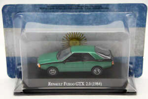 IXO-1-43-Altaya-Renault-Fuego-GTX-2-0-1984-Diecast-Models-Auto-Limited-Edition