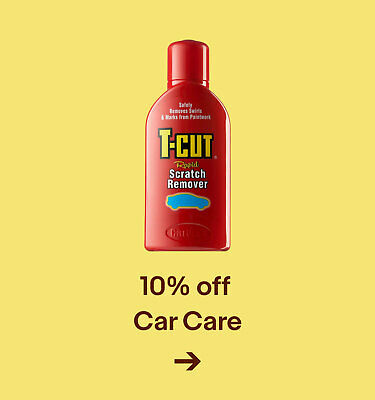 10% off Car Care