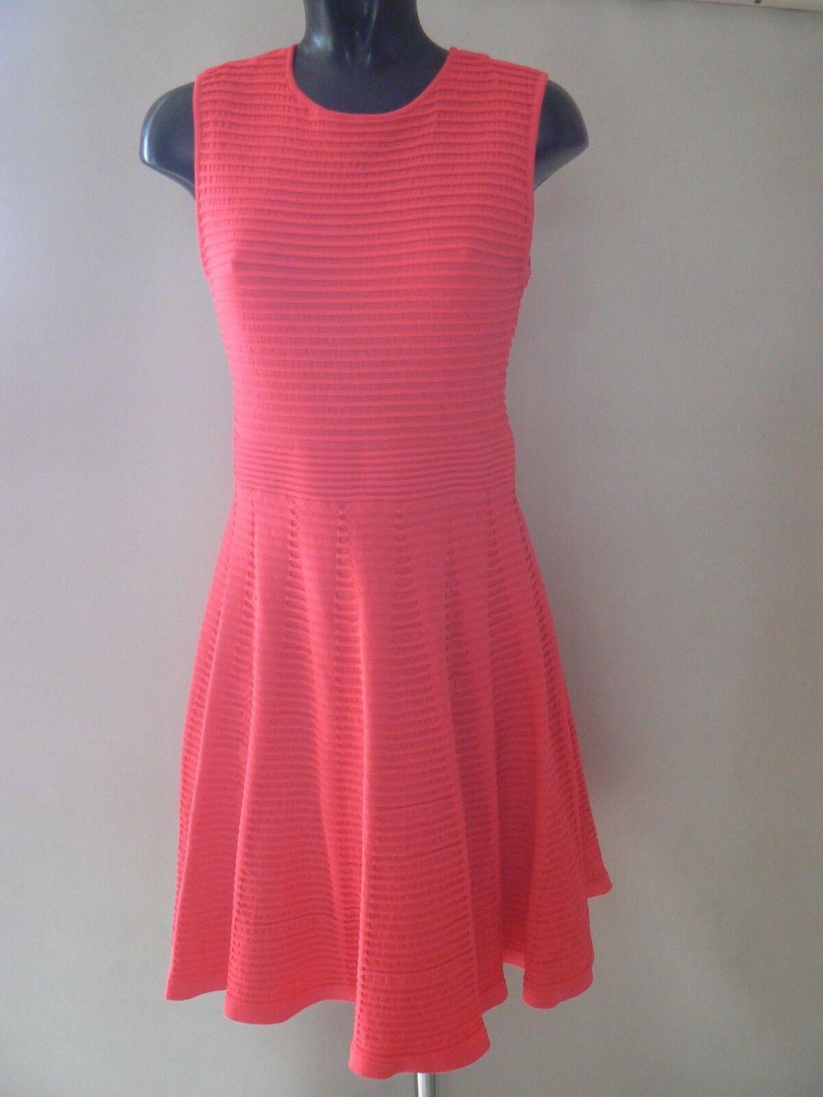 TED BAKER Malou Ottaman Detailed Dress Größe 1 - 8 Größe 4 - 14 NEW TAGS