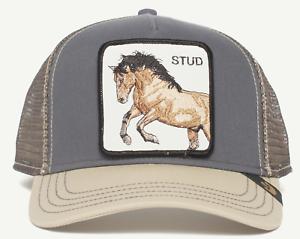 2cf919f0 Details about Goorin Bros Animal Farm Trucker Baseball Hat Cap Stud Horse  Stallion