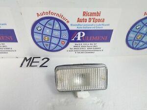 FANALE RETROMARCIA POSTERIORE SX SINISTRO CROMATO FIAT 128 SPECIAL ARIC