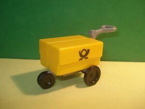 2004 Playmobil Special 4638 DONNA con CARRELLO della SPESA MIB
