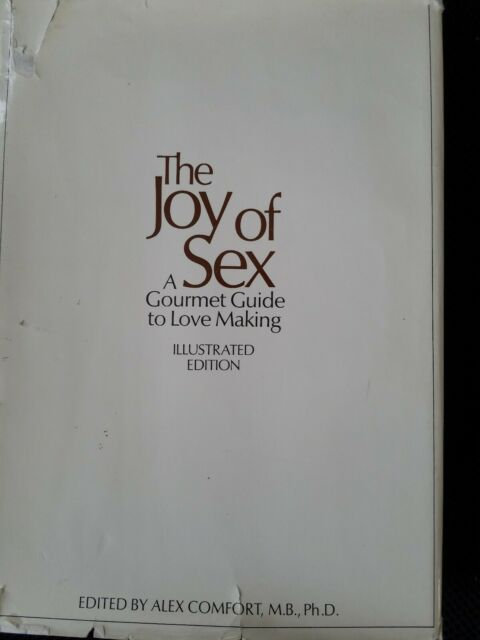 joy of sex illustrated in Rochester