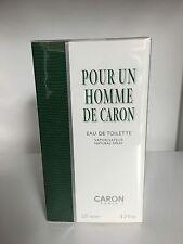 Caron Pour Un Homme 4.2oz Men's Eau de Toilette, New