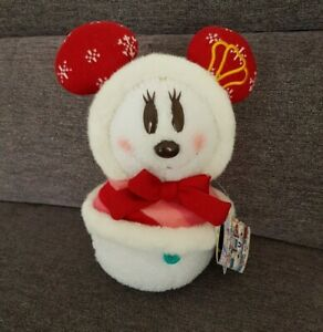 Tokyo-Disney-Resort-Plush-Snosnow-Minnie-Mouse-2018-Christmas-toy-Japan-Store