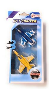 Sky-Fighter-Avion-Jouet-Figurine-Action-Kampfjet