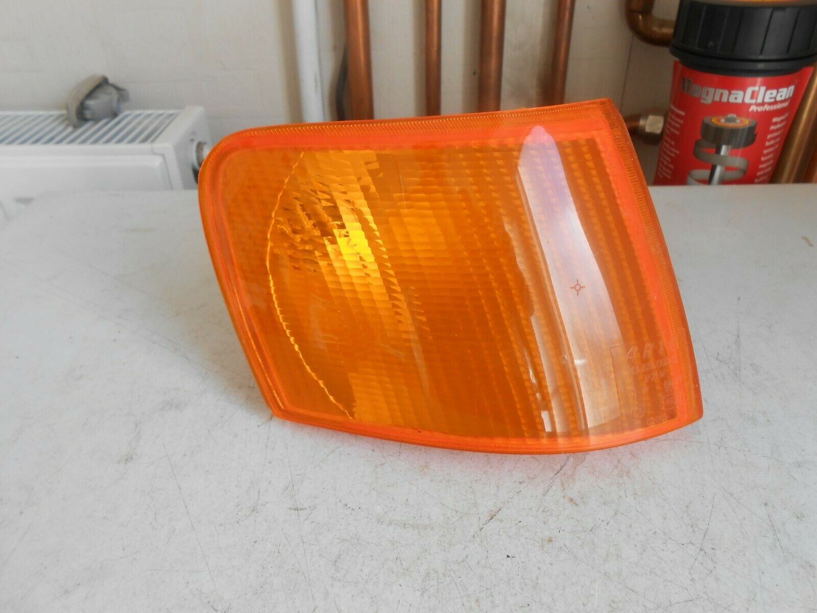 For Ford Escort Mk4 1986-1990 Amber Front Indicator Light Lamp Right Side