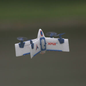 Details about X-Fly VTOL V2 RTF Aircraft RC Drone/plane