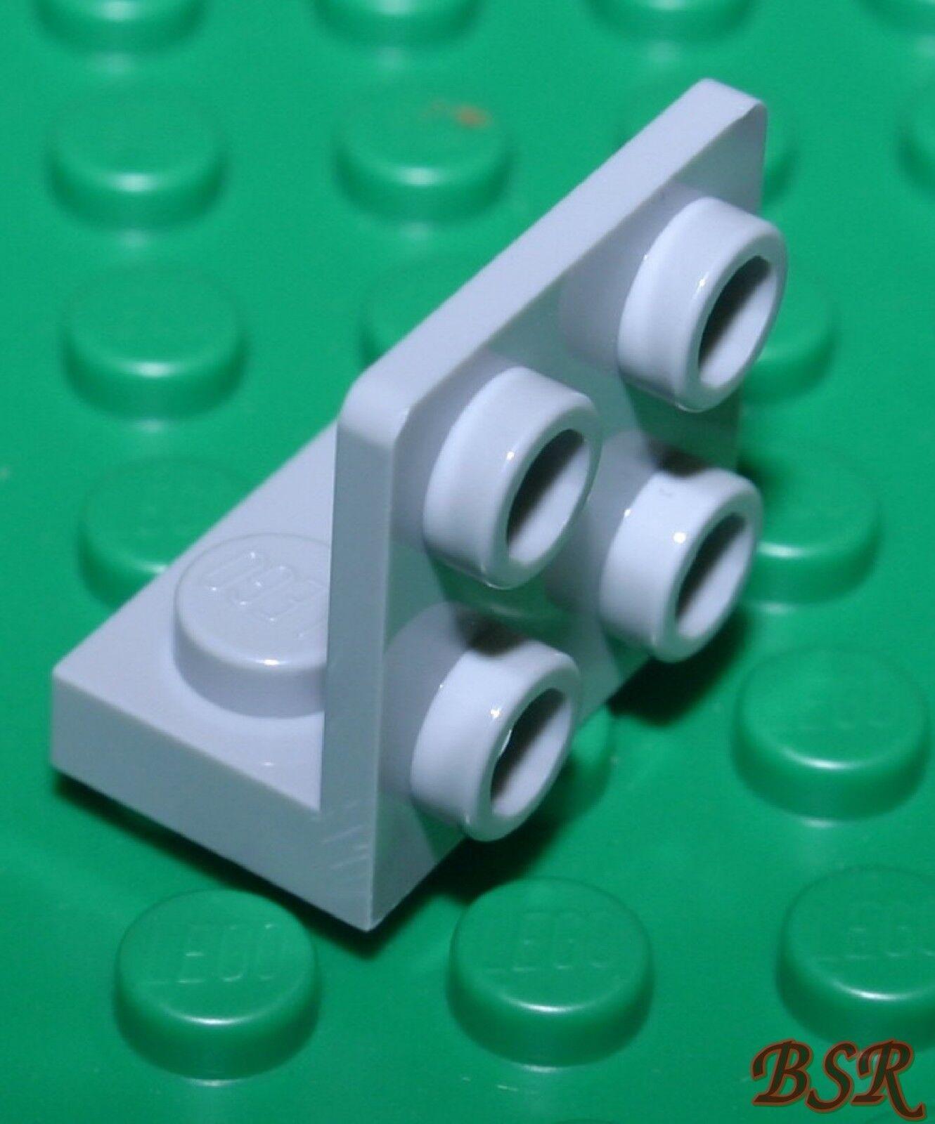 Lego Platte Bauplatte A-Form schwarz 4 Stück »NEU« # 15706