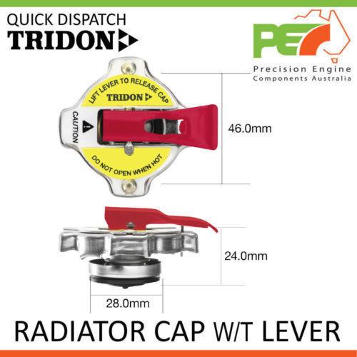 Diesel * TRIDON * Radiator Cap w// Lever For Mitsubishi Express SJ SF