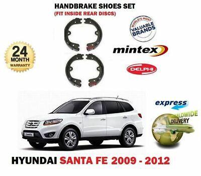 Handbrake Shoes Hand Brake Rear for HYUNDAI SANTA FE 2.2 2.7 CRDi CM Delphi