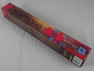 Impartial Nespresso Tanim De Chiapas Mexico Limited Edition 1 Tige A 10 Gélules Nouveau Neuf Dans Sa Boîte-afficher Le Titre D'origine Convient Aux Hommes, Femmes Et Enfants