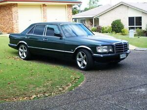 mercedes w126 low mileage parts from v8 s class ebay