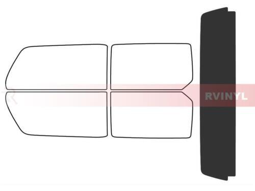 Rtint Precut Window Tint Kit for Hummer H3T 2009-2010 Tinting Films