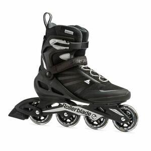 Rollerblade-Zetrablade-Adult-Mens-Beginner-Fitness-Inline-Skates-Size-9-Black
