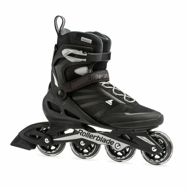 Rollerblade Twister 80/Rollers 2017/noir//orange 42