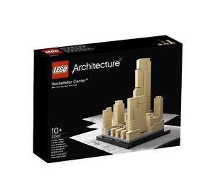 Lego® Architecture 21007 Rockefeller Center Neu Ovp Nouveau Misb Nrfb To 21011 21019