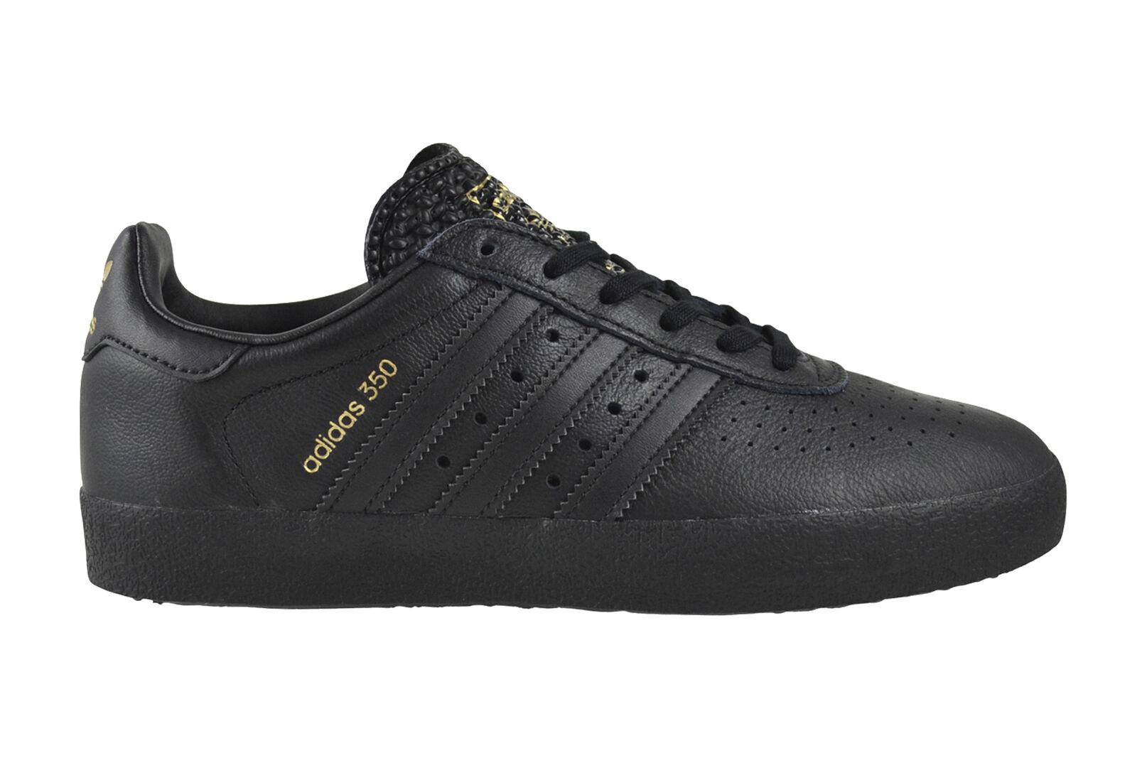 Adidas 350 cnegro cnegro cnegro cortos zapatos negro by1861