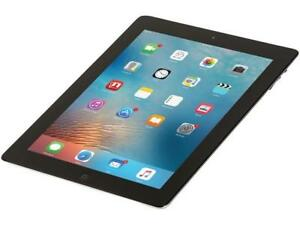 "Apple iPad 4 16 GB A1458 Wi-Fi 9.7"" Black MD510LL/A Wi-Fi"