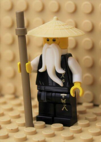 LEGO ® NINJAGOFIGUR MEISTER WU AUS SET 71702 NEU /& UNBENUTZTNJO495 SENSEI