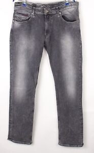 Tommy Hilfiger Hommes Eo / Ryan Nwbst Extensible Jambe Droite Jean Taille W38