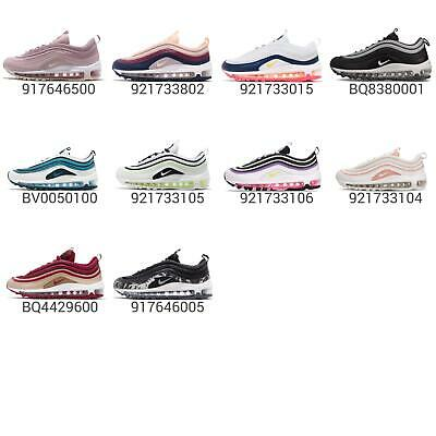 Nike Wmns Air Max 97 Premium PRM Women Kids Classic Running Shoe Sneakers Pick 1 | eBay
