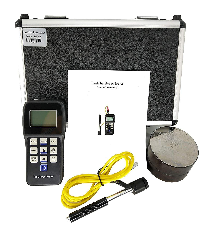 D Type impacting probe for Portable Leeb Hardness Tester Metal Steel Durometer T