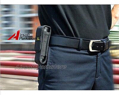 XTAR Belt Flashlight Torch Pouch Holster Bag Black for Fenix XTAR TZ20 Light
