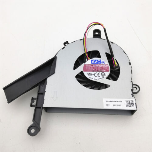 1pcs AVC BAZB0917R5U P002 5V 1.5A 4-wire All-in-one Cooling Fan Turbo Blower