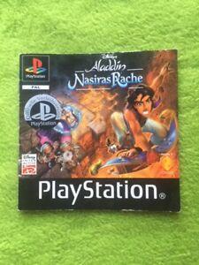 PS1-Aladdin-Nasiras-Rache-Solo-Instrucciones