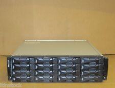Dell EqualLogic PS6000X SAN iSCSI virtualizada, arreglo de almacenamiento de 16 X Nuevo 500 Gb Sas