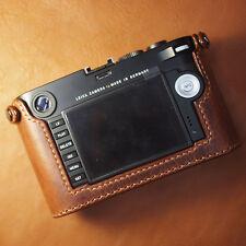[Arte di mano] half-case for Leica M / M-P (typ 240, 246) OPEN-TYPE for EVF user