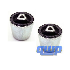 2 Front Upper Control Thrust Arm Arms Bushings Bushing For