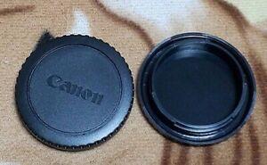 2x-Camera-Body-Caps-Covers-Fit-Canon-EOS-EFS-EF-EF-S-mount-EF-lens-DSLR-SLR