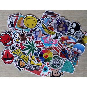 100Pcs-Skateboard-Vinyl-Sticker-Skate-Graffiti-Laptop-Luggage-Car-Bomb-Decal