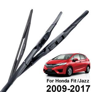 2009 honda fit wiper blades