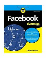 Facebook For Dummies Free Shipping